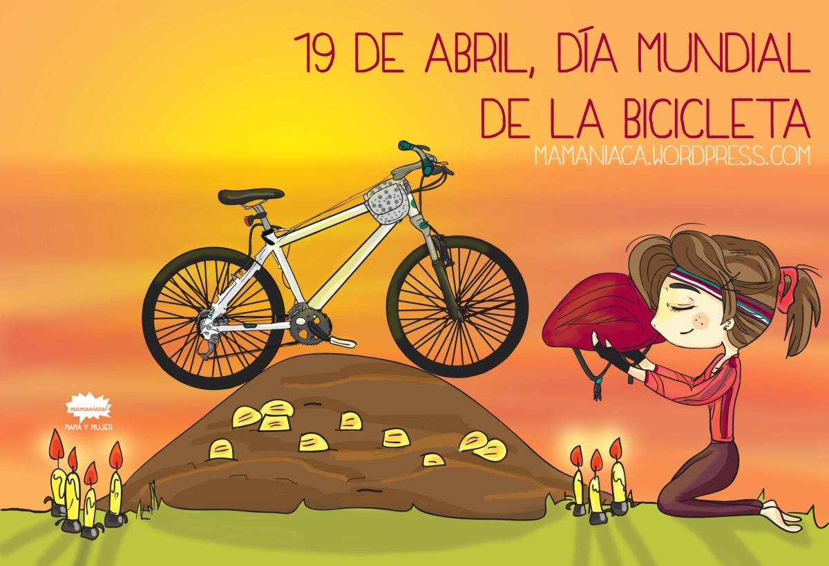 19 de abril, día mundial de la bicicleta