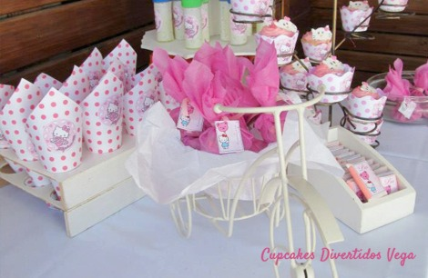 Cupcakes Divertidos Vega