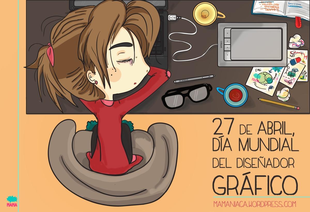 Feliz día del Diseñador Gráfico