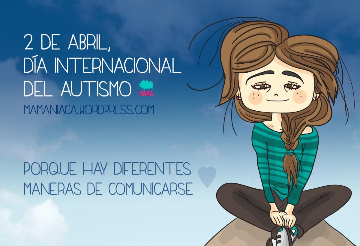 2 de abril, día internacional del autismo