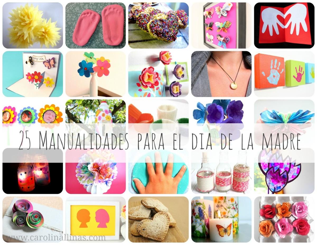 Ideas creativas para el día de la madre!!