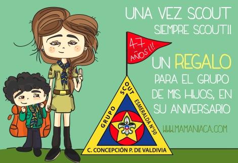 scouts mamaniaca